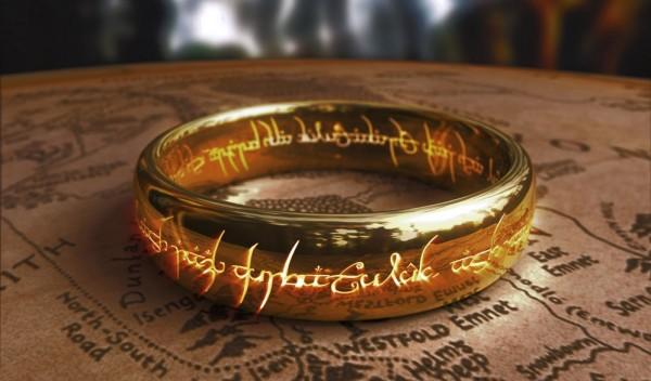 Кольцо из властелина колец
