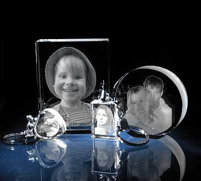 портрет в стекле