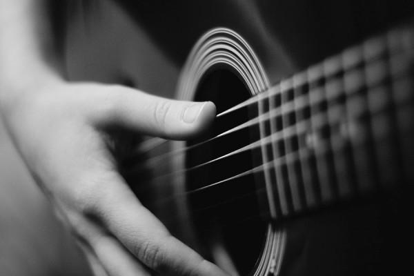 песня на гитаре