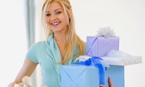 Женские подарки – правильный выбор, без права на ошибку!