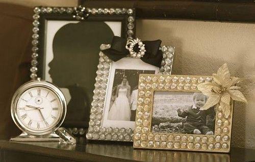 рамочка с семейной фотографией