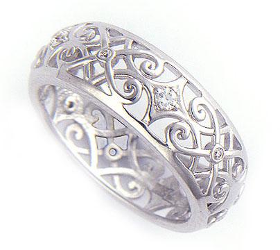 Кольцо из никеля