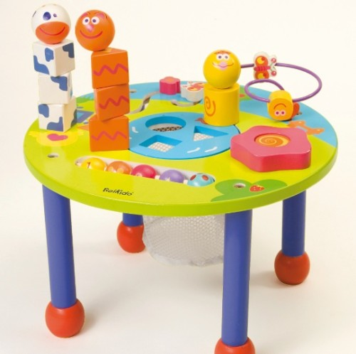 развивающий столик