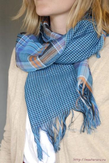 стильный шарфик