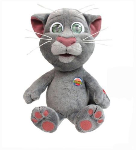 интерактивная игрушка кот