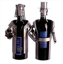 пару бутылок вина