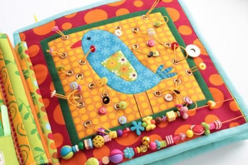 Книга своими руками для детей 4 лет