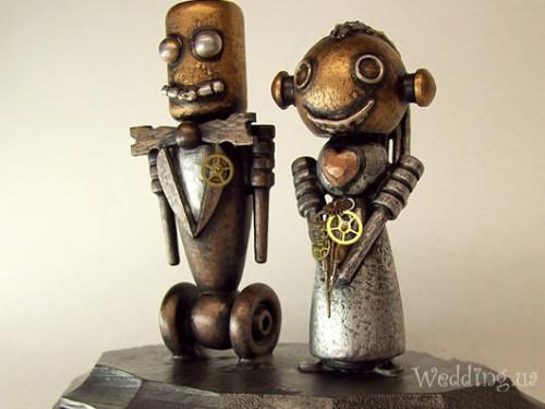 статуэтки с изображением человечков