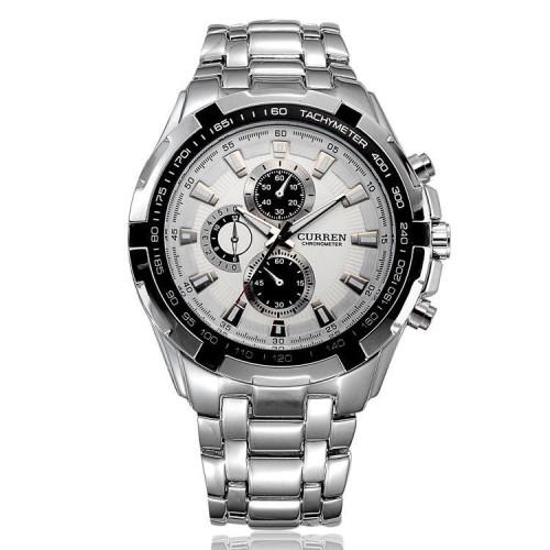 часы мужские никель
