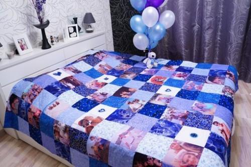 фото-одеяло