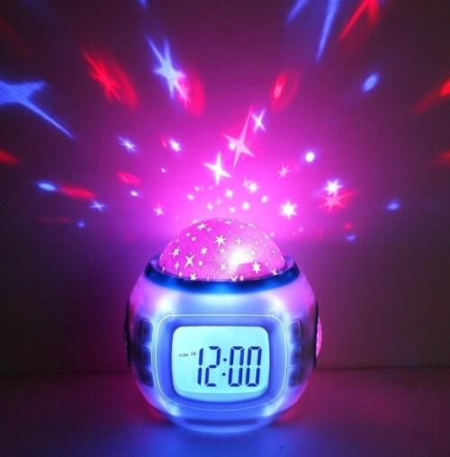 будильник-проектор