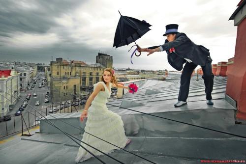 Прикольные поздравления на свадьбу для двоих
