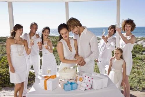 Подарок для свадьбы: ручная работа и креатив!