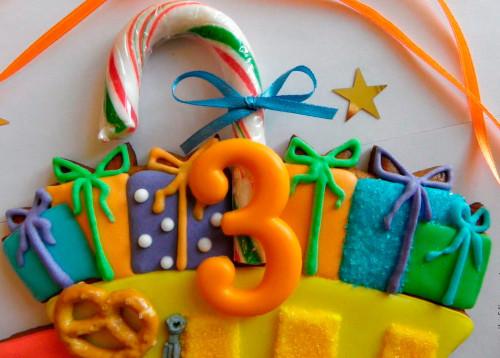 Подарок на день рождения мальчику 3 лет 8