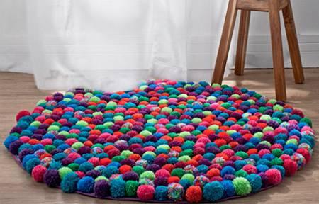креативный коврик