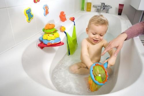 набор игрушек для купания в ванне