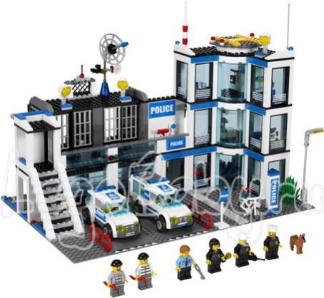 конструкторов Лего