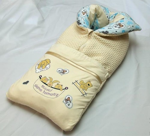 одеяло в виде конверта