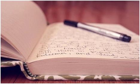красивый личный дневник