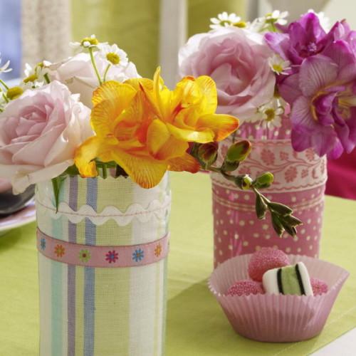 Банки для цветов