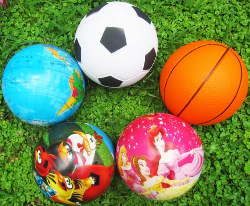набор мячей