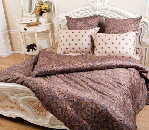 комплект роскошного постельного белья