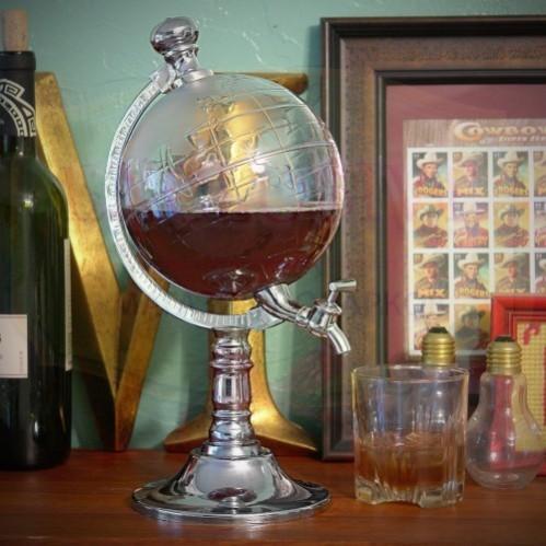 Глобус графин