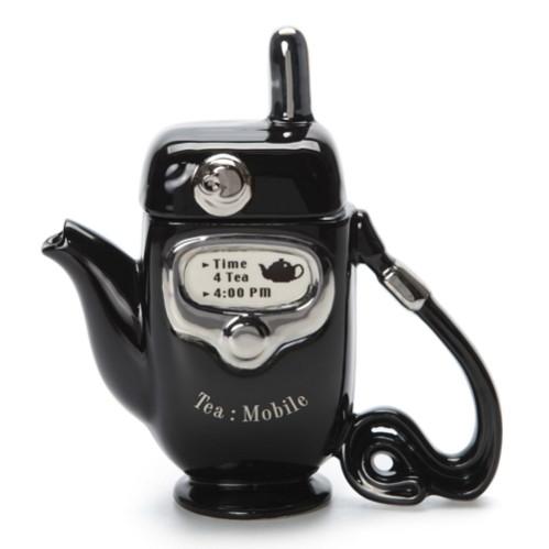 чайник-мобильник
