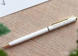 Ручка шариковая с гравировкой