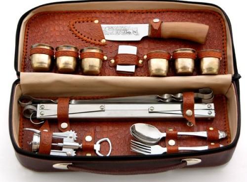 Набор ножей в подарок мужу
