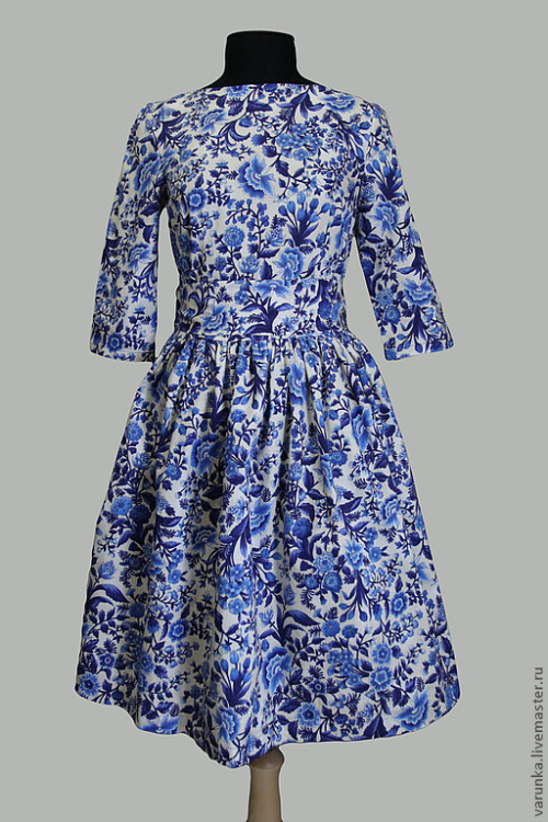 платье маме