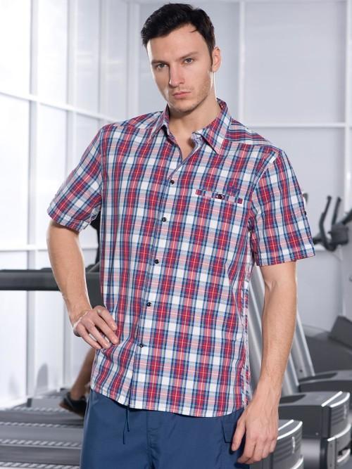 Ситцевая рубашка для мужа на годовщину