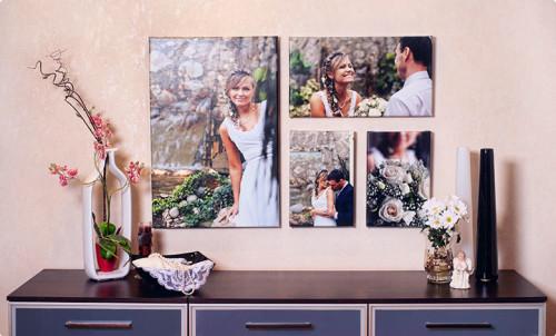 Фотоколлаж невесте на девичник