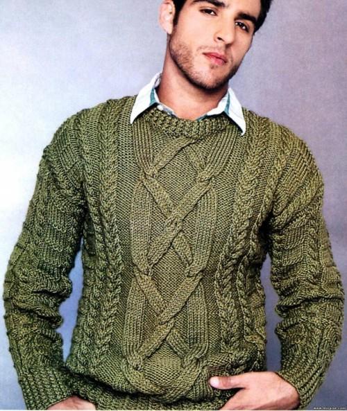 Стильный свитер супругу на годовщину