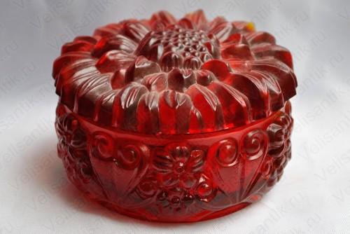 рубиновая шкатулка