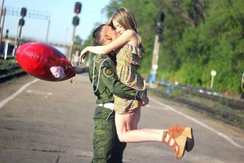 Подарок любимому солдату. Выбор с душой!