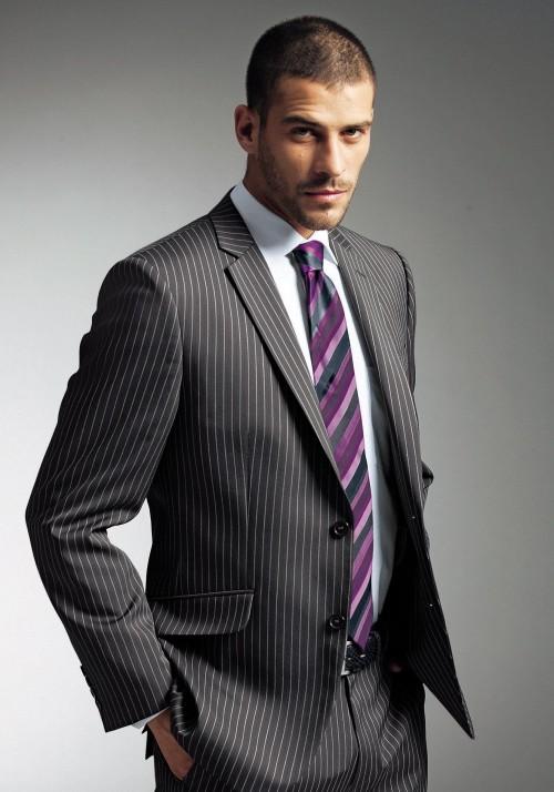 Деловой костюм для мужчины