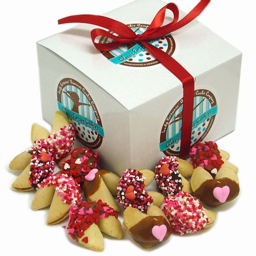 Печенья в подарке для парня