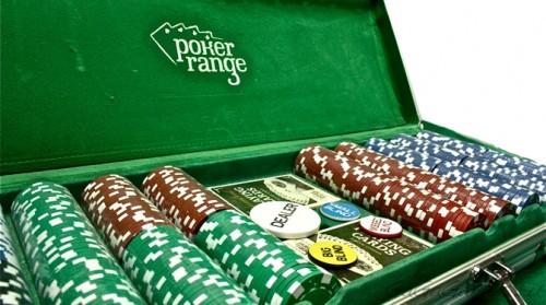 Покерный набор на 25 лет