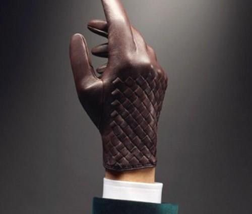 Перчатки в подарок мужчине