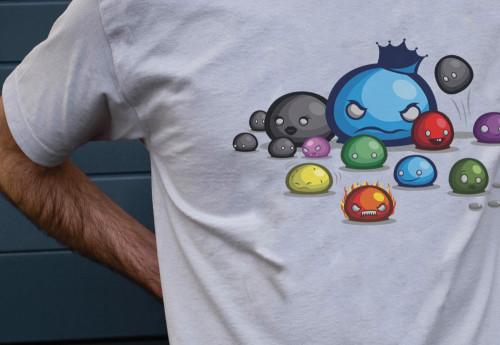 Сделать футболку с принтом в подарок мужчине