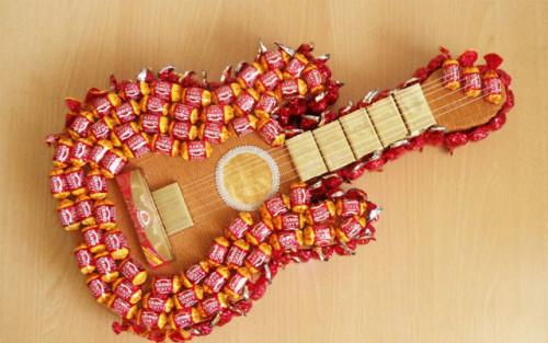 Гитара в подарок мужчине