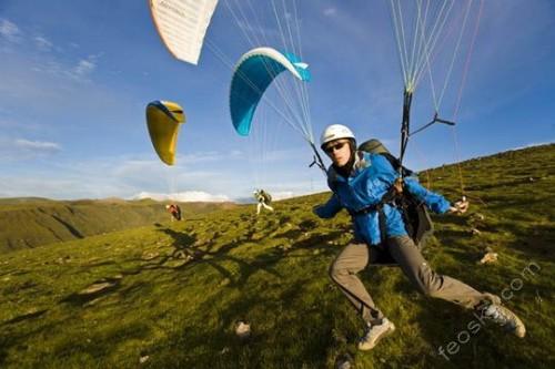 Спуск с парашюта