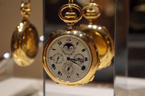 Карманные часы в подарок