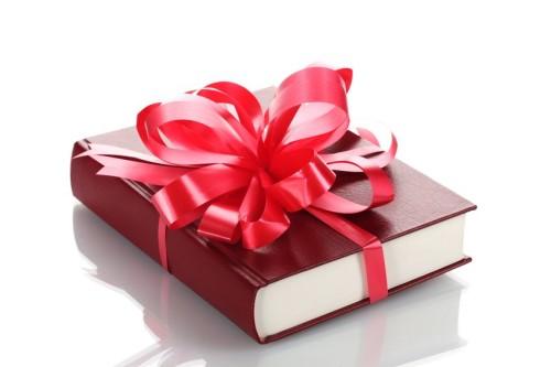 Ежедневник в подарок
