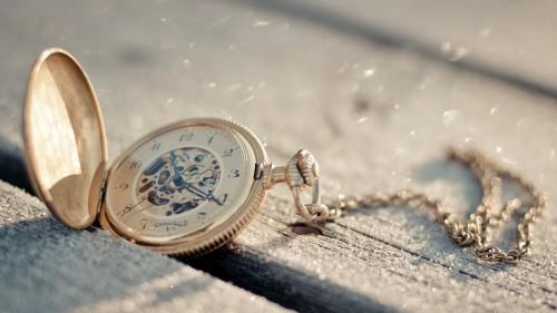 Карманные часы для мужчины