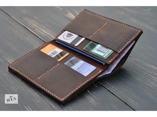 Бумажник  парню в подарок