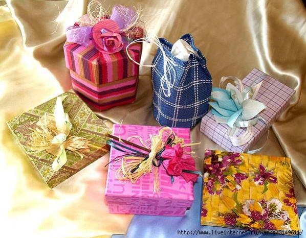 Самые красивые подарки ручной работы. Простые и оригинальные идеи для вас!