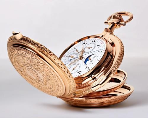 дорогие карманные часы