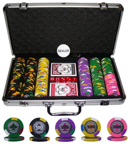 набор для настольного покера